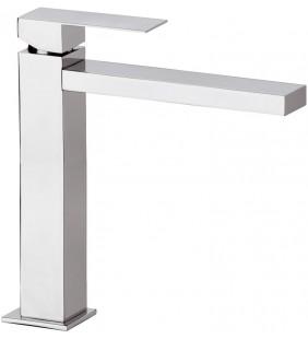Remer q design miscelatore alto per lavabo senza scarico Remer QD11L
