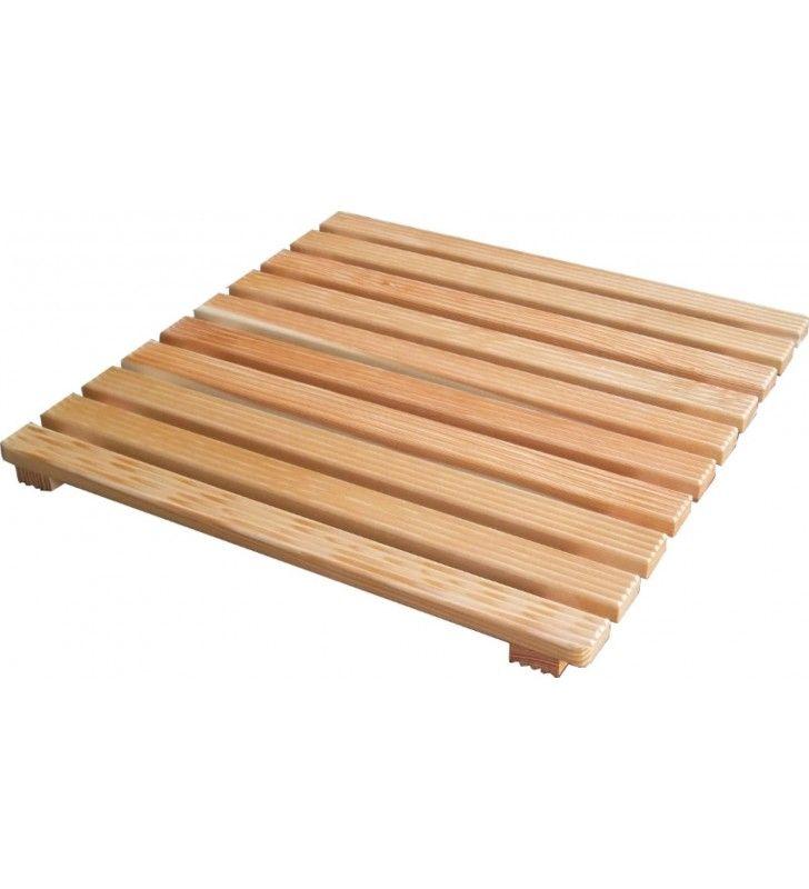 pedana doccia larice cm 60 x 60 per piatti cm 80 x 80 e oltre sfu. Black Bedroom Furniture Sets. Home Design Ideas