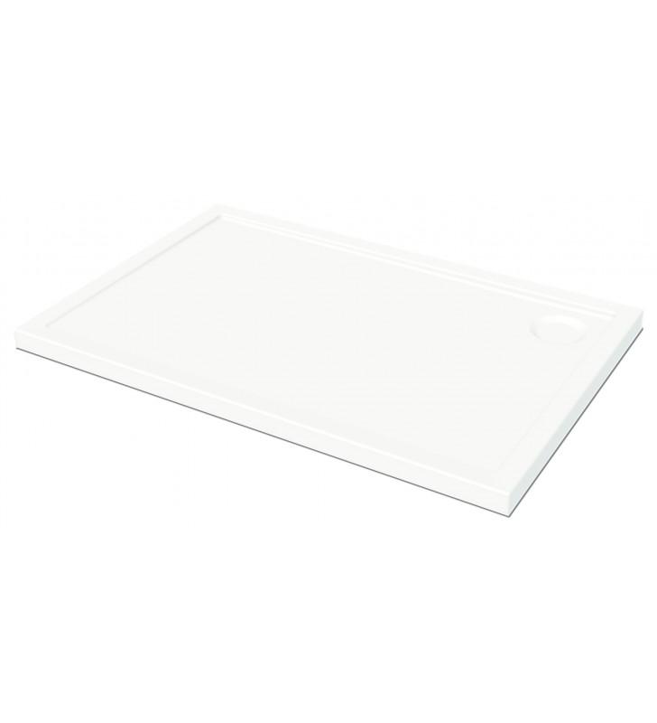 Piatto doccia acrilico oceano 80 x 100 h 5 cm