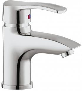 Miscelatore per lavabo serie Bloom Idrobric SCARUB0163CR