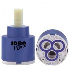Cartuccia di ricambio per rubinetto dm.35 piatta Idrobric BLIROM0050CA