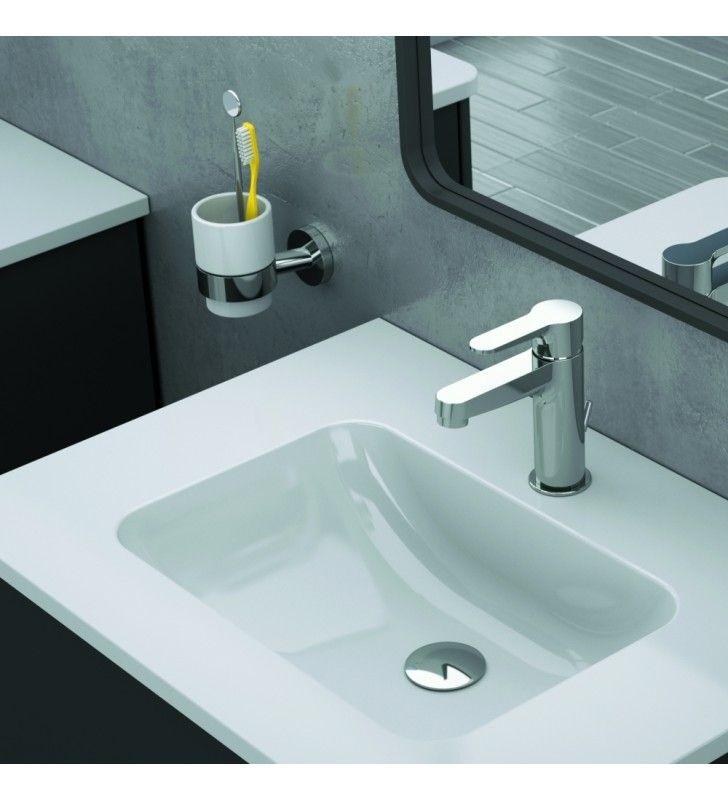 Winner remer miscelatore lavabo con o senza scarico 1 1/4 (W11) Remer W1X