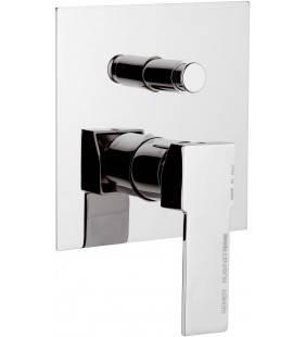 Rubinetto da incasso per vasca/doccia - serie qubika Remer Q09