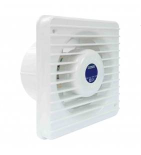 Aspiratore da parete assiale in termoplastico 120 - 15 watt Idrobric VALASP0091AS