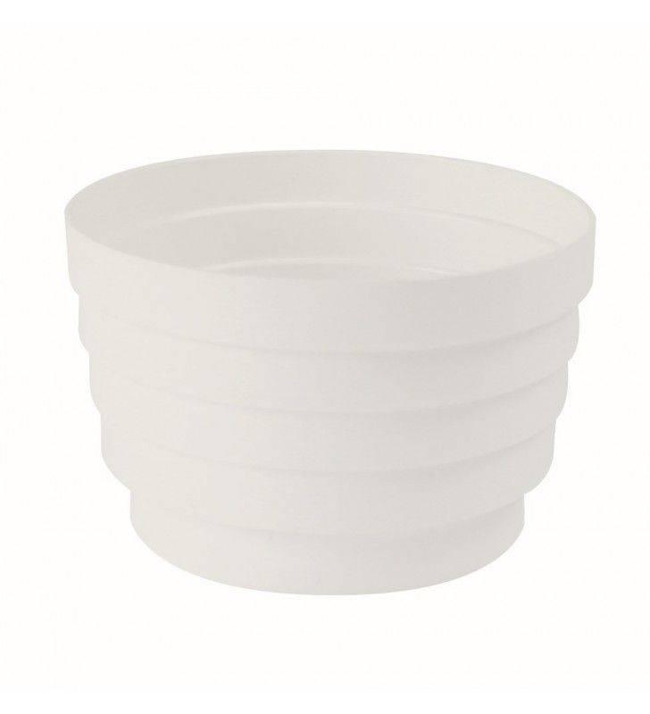Riduttore multicono 125-100 bianco per cappa (MM1) Idrobric SFUASP0080BI