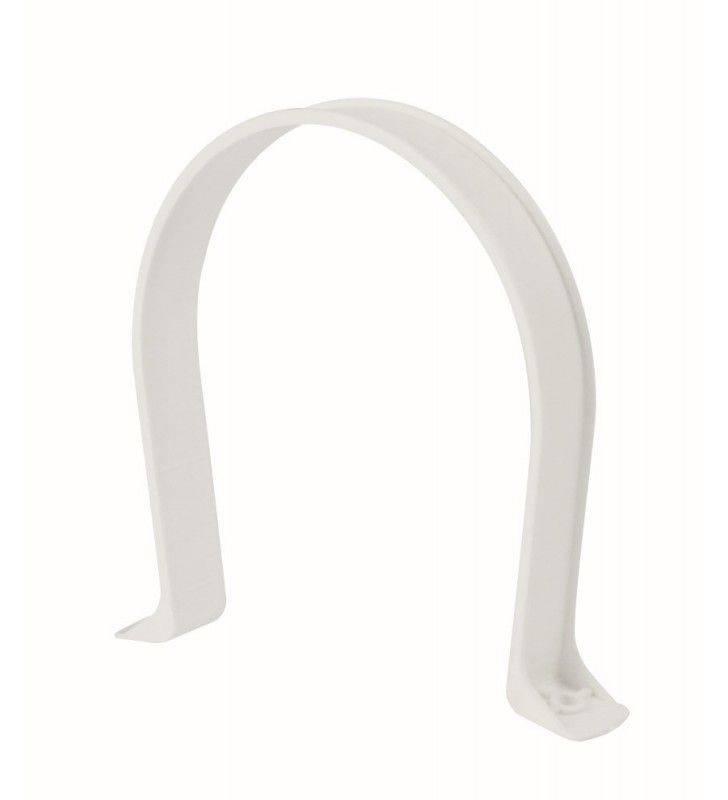 Collare circolare 100mm bianco per cappe Idrobric SFUASP0085BI