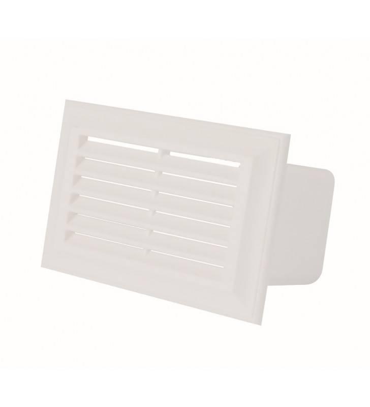 Griglia da incasso 55x110mm bianco per cappe Idrobric SFUASP0086BI