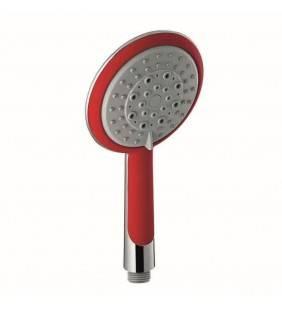 Doccino serie spritz a 5 getti colore rosso Idrobric BLIDOC0184RO