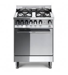 Forno gas ventilato 60x50 in acciaio inox lucidato, classe a. M65gv Lofra 41010054