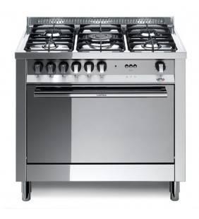 Forno gas ventilato 90x60 classe a. Mg96gv/c Lofra 41060103