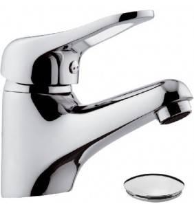 Monoacqua rubinetto per lavabo con scarico serier kiss remer Remer K10M
