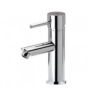 Rubinetto lavabo serie suvi, minimalista e raffinata. Made in italy Daniel Rubinetterie S20606CR