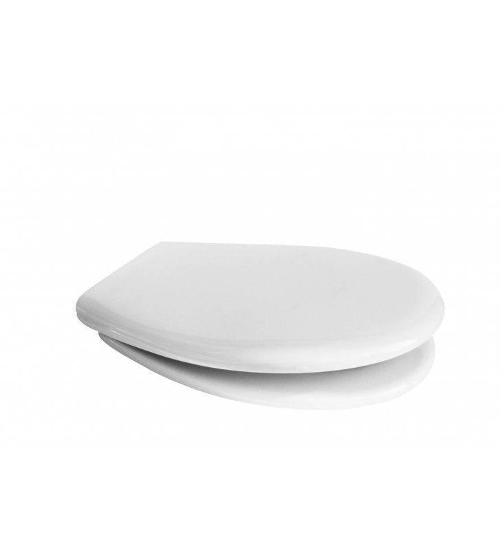 Pozzi Ginori Sedile Wc.Sedile Wc Con Cerniere Inox Soft Close Adattabile A Modelli Pozzi Ginori E Roca