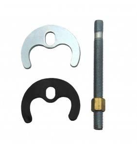 Set fissaggio rubinetti 1 foro Idrobric SACMIN0022SE