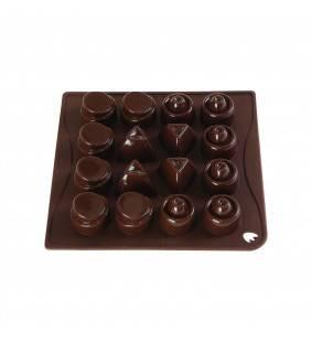 Stampo multiforme per cioccolatini Choco-Ice classic