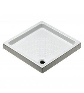 Piatto doccia 90X90 IN CERAMICA basic senza logo
