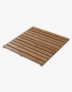 Pedane doccia semplici, in legno, antiscivolo online