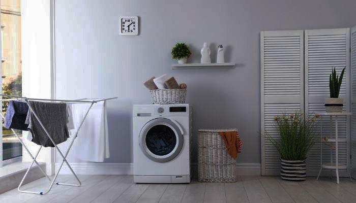 Arreda la tua lavanderia con stile
