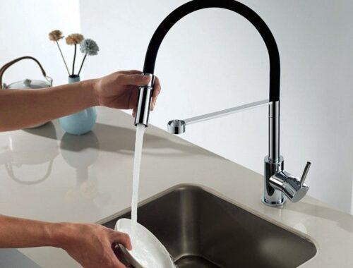 Perché scegliere un rubinetto lavello con doccetta estraibile?