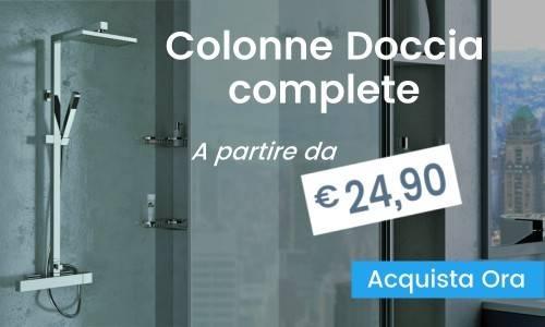 Slide colonne doccia mobile