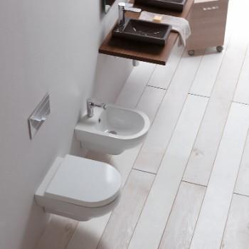 Bidet, wc e lavabi